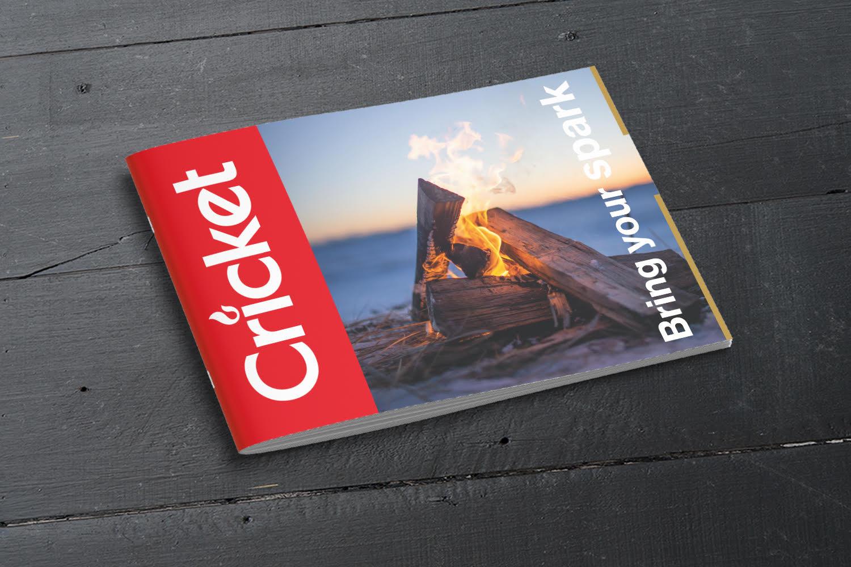 Brochure Cricket Lighters