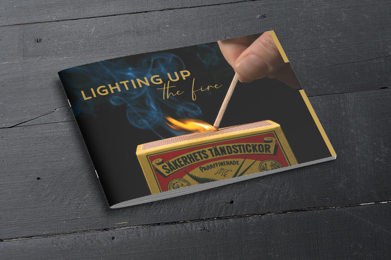 Brochure Zwaluw lucifers